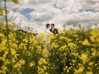 La boda de Edurne y Rubén
