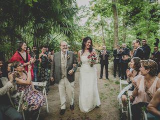 La boda de Agnès y Joan
