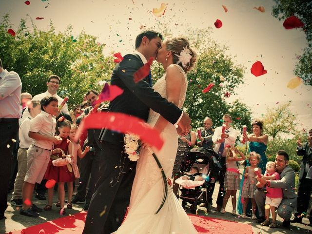 La boda de Iratxe y Jonathan
