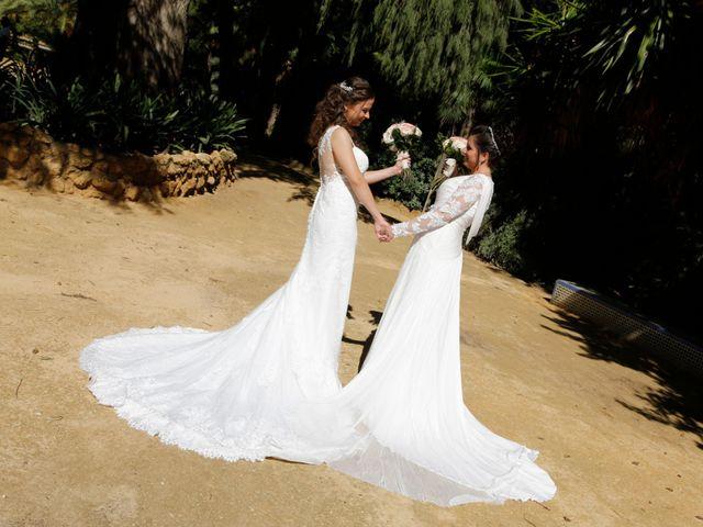La boda de Maria y Angie