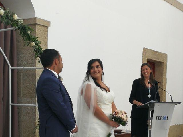 La boda de Marcos y María en Ferrol, A Coruña 3