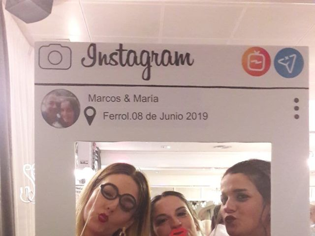 La boda de Marcos y María en Ferrol, A Coruña 13
