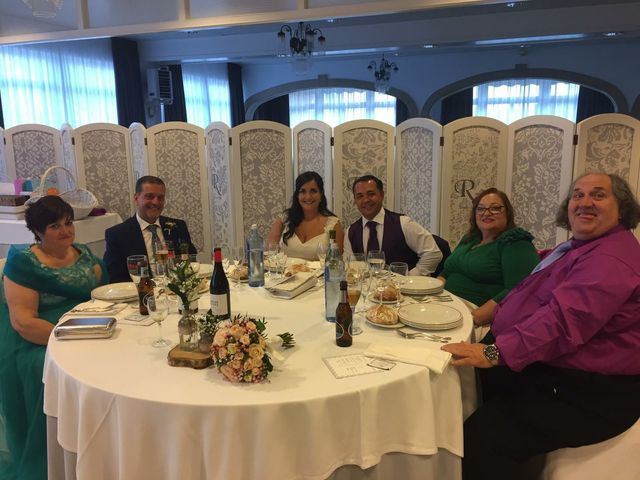 La boda de Marcos y María en Ferrol, A Coruña 15
