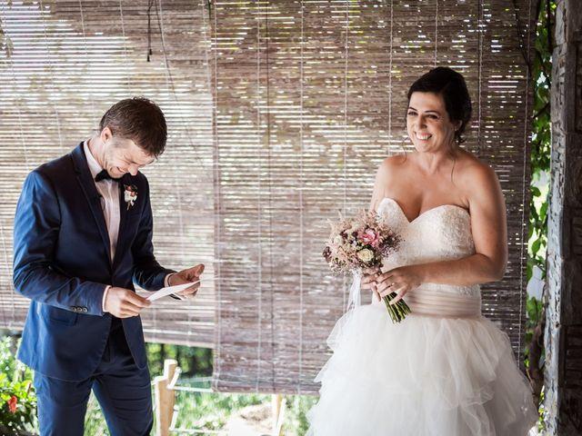 La boda de Xavi y Mireia en Bigues, Barcelona 14
