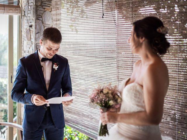 La boda de Xavi y Mireia en Bigues, Barcelona 15
