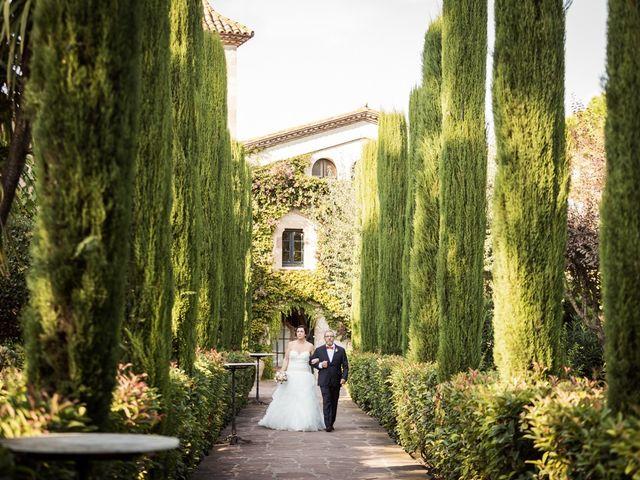 La boda de Xavi y Mireia en Bigues, Barcelona 39