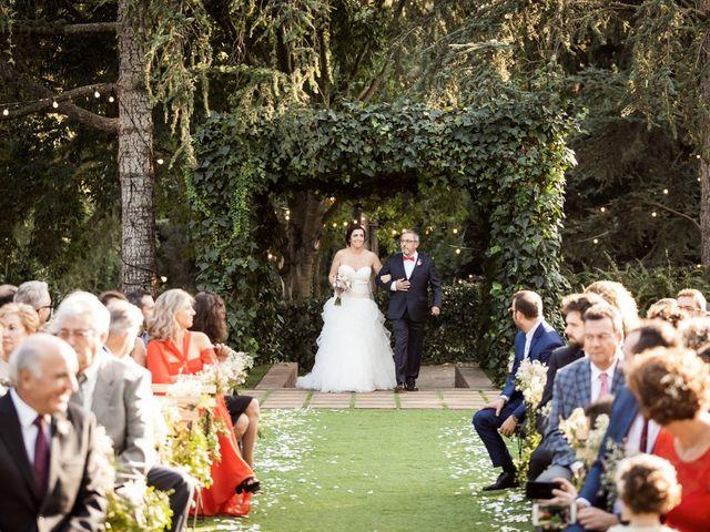La boda de Xavi y Mireia en Bigues, Barcelona 40