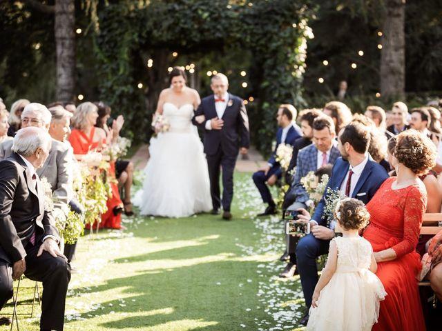 La boda de Xavi y Mireia en Bigues, Barcelona 41