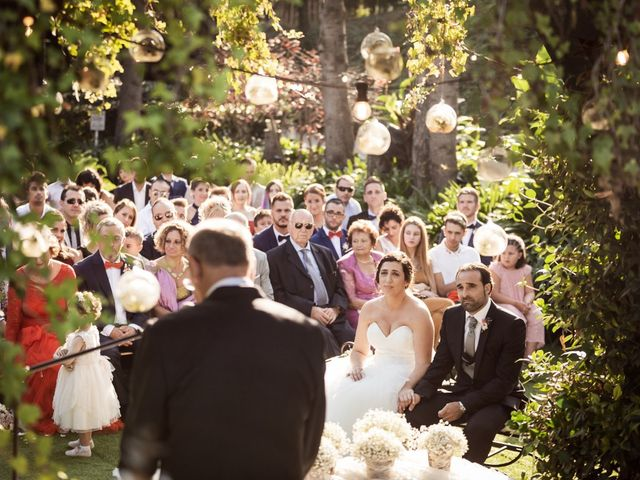 La boda de Xavi y Mireia en Bigues, Barcelona 43