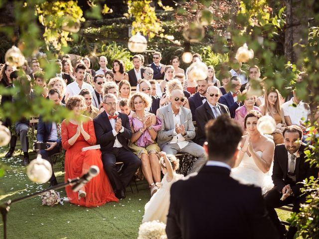 La boda de Xavi y Mireia en Bigues, Barcelona 48
