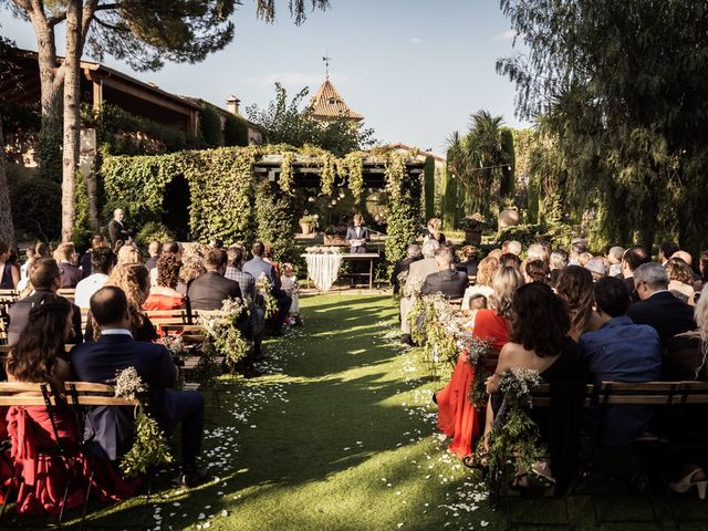 La boda de Xavi y Mireia en Bigues, Barcelona 49