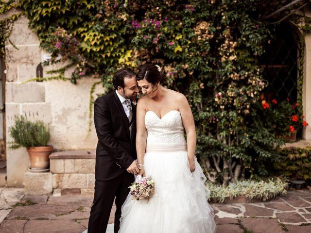 La boda de Xavi y Mireia en Bigues, Barcelona 72