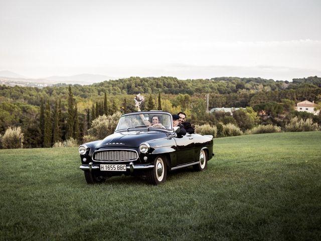 La boda de Xavi y Mireia en Bigues, Barcelona 76