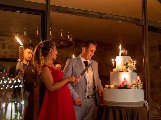 La boda de aitor y diana en Igualada, Barcelona 1