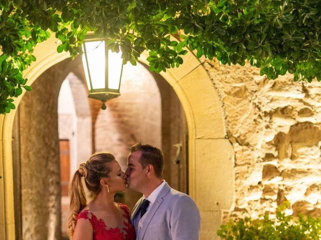 La boda de aitor y diana en Igualada, Barcelona 8