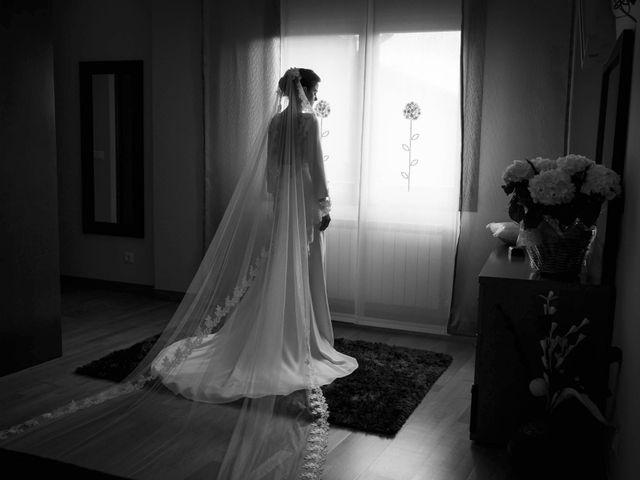 La boda de Rubén y Edurne en Armentia, Álava 12