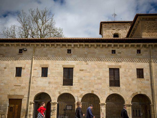 La boda de Rubén y Edurne en Armentia, Álava 18