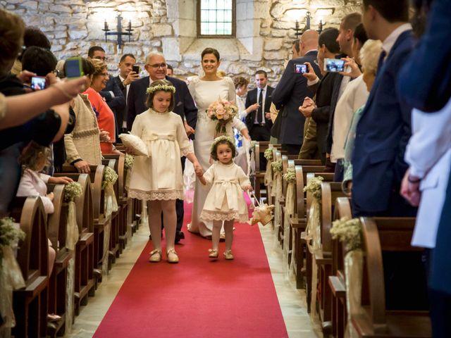 La boda de Rubén y Edurne en Armentia, Álava 22