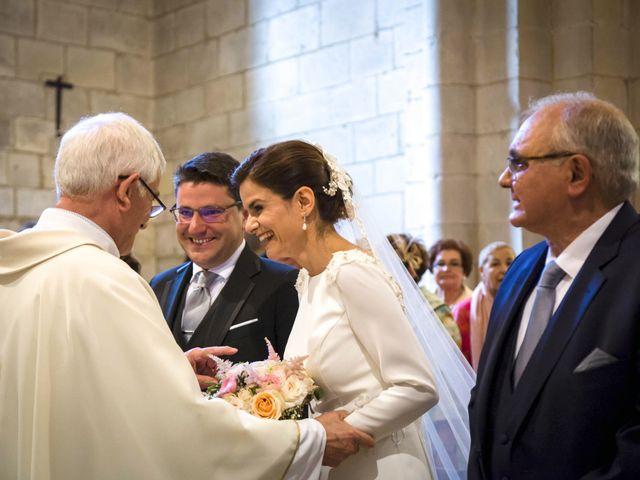 La boda de Rubén y Edurne en Armentia, Álava 23