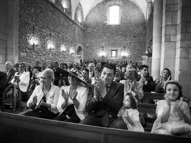 La boda de Rubén y Edurne en Armentia, Álava 26