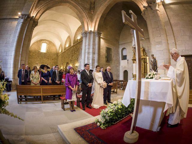 La boda de Rubén y Edurne en Armentia, Álava 28