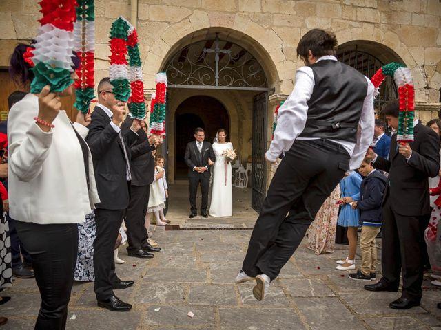 La boda de Rubén y Edurne en Armentia, Álava 30