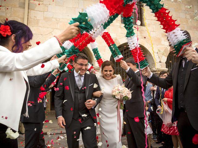 La boda de Rubén y Edurne en Armentia, Álava 31