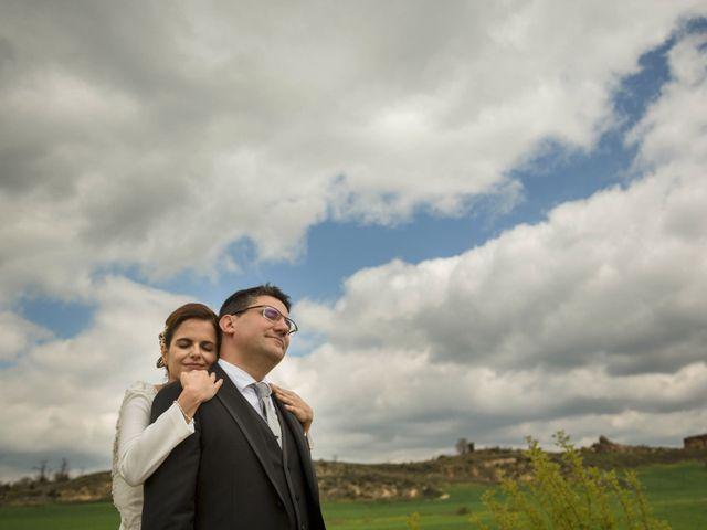 La boda de Rubén y Edurne en Armentia, Álava 33