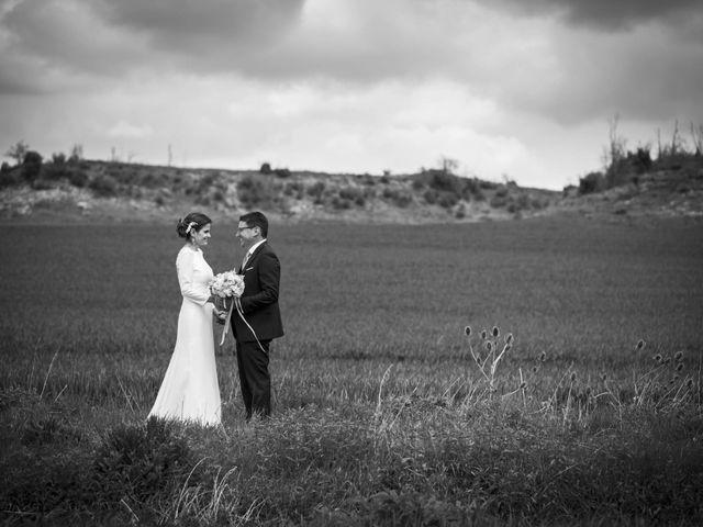 La boda de Rubén y Edurne en Armentia, Álava 34