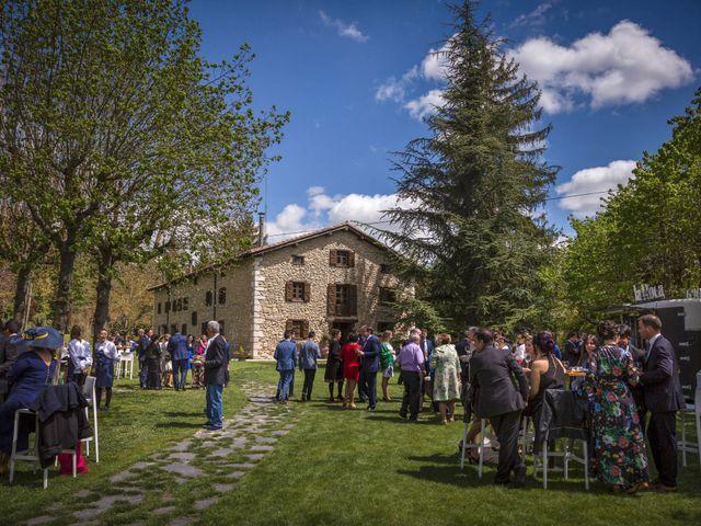 La boda de Rubén y Edurne en Armentia, Álava 37