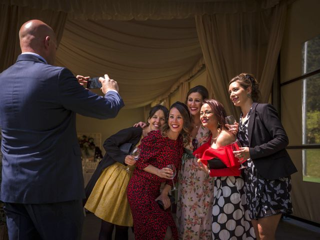 La boda de Rubén y Edurne en Armentia, Álava 38