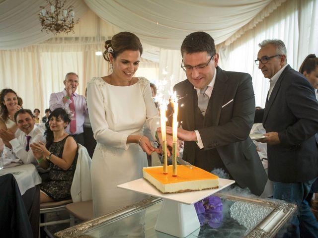 La boda de Rubén y Edurne en Armentia, Álava 43
