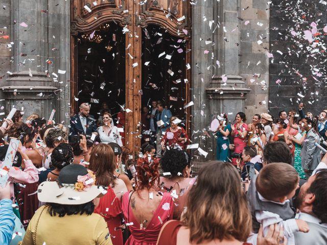 La boda de Omar y Lore en Puerto De La Cruz, Santa Cruz de Tenerife 1
