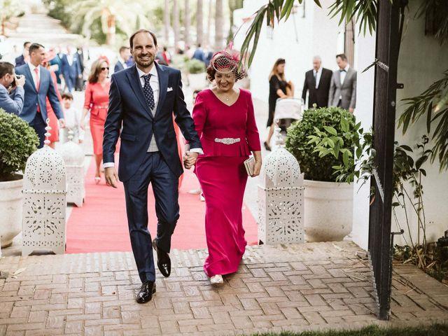 La boda de Roberto y Anabel en Espartinas, Sevilla 41