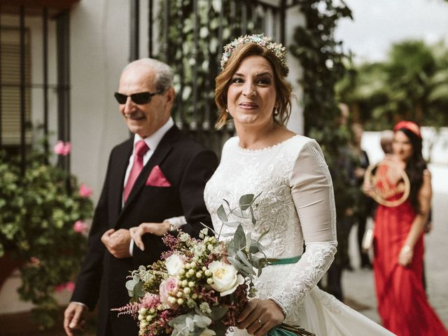 La boda de Roberto y Anabel en Espartinas, Sevilla 50