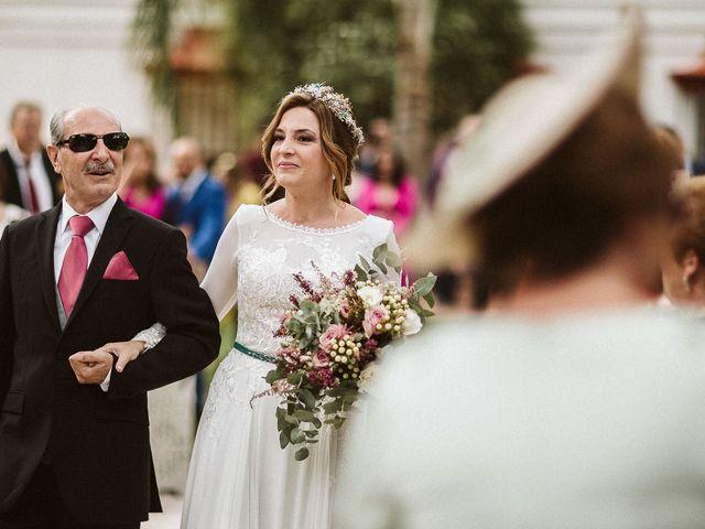 La boda de Roberto y Anabel en Espartinas, Sevilla 54