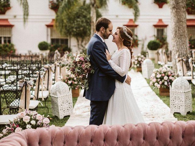 La boda de Roberto y Anabel en Espartinas, Sevilla 91