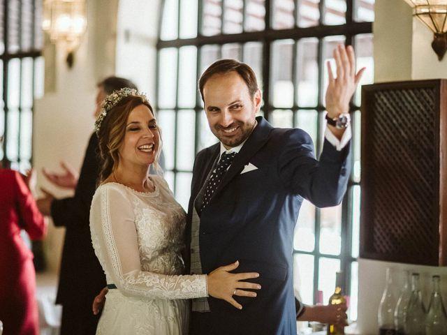 La boda de Roberto y Anabel en Espartinas, Sevilla 113