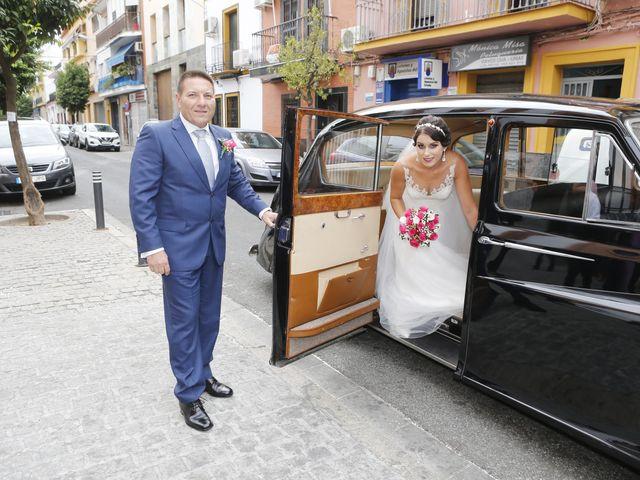 La boda de Susana y Jose Miguel en Sevilla, Sevilla 11