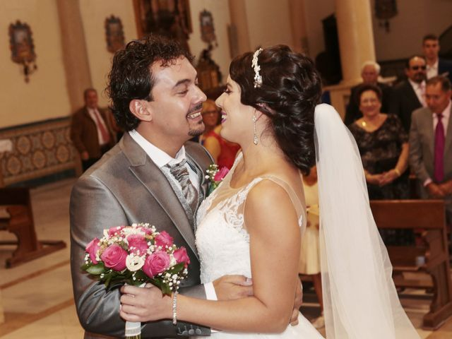 La boda de Susana y Jose Miguel en Sevilla, Sevilla 16
