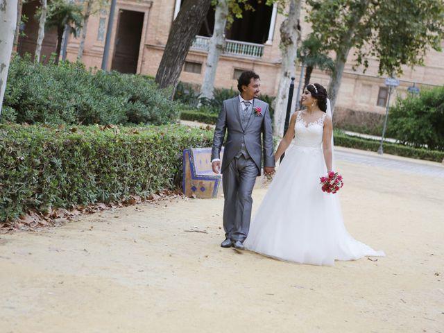 La boda de Susana y Jose Miguel en Sevilla, Sevilla 18