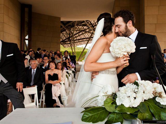 La boda de Jose Ángel y Diana en Elciego, Álava 7