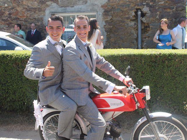 La boda de Manuel y Yessenia en A Lavacolla, A Coruña 1