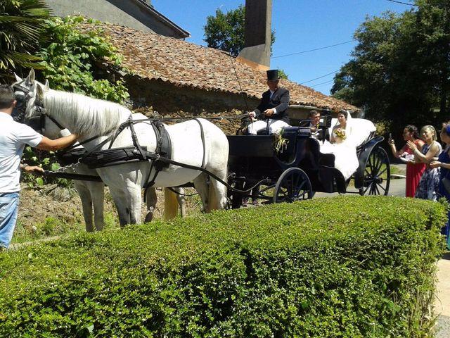 La boda de Manuel y Yessenia en A Lavacolla, A Coruña 3
