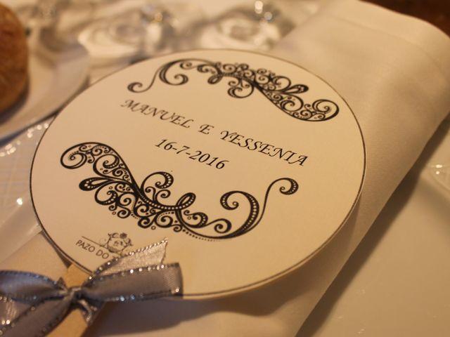 La boda de Manuel y Yessenia en A Lavacolla, A Coruña 2