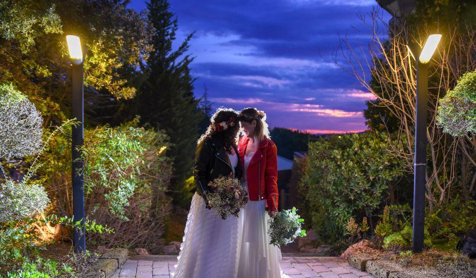 La boda de Jessica y Araceli en El Bruc, Barcelona