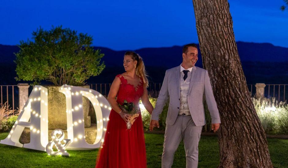 La boda de aitor y diana en Igualada, Barcelona