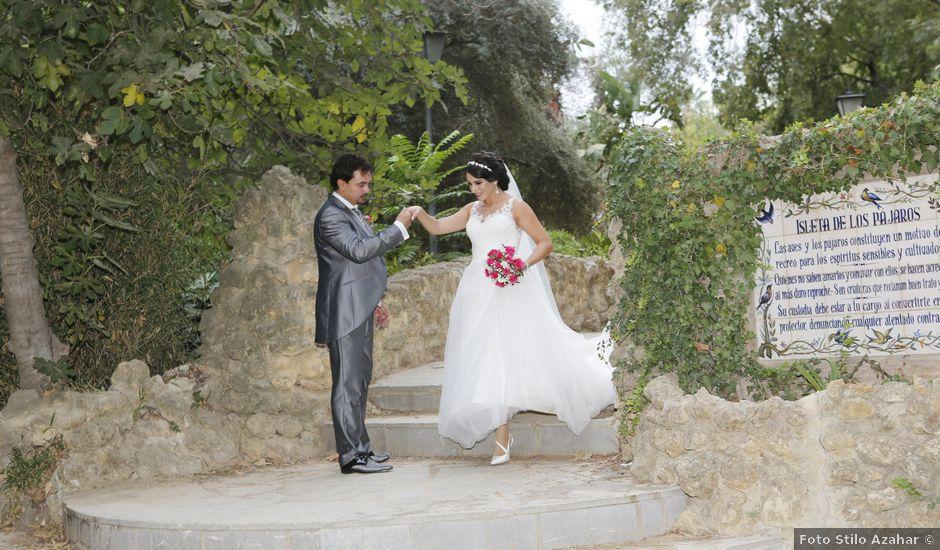 La boda de Susana y Jose Miguel en Sevilla, Sevilla