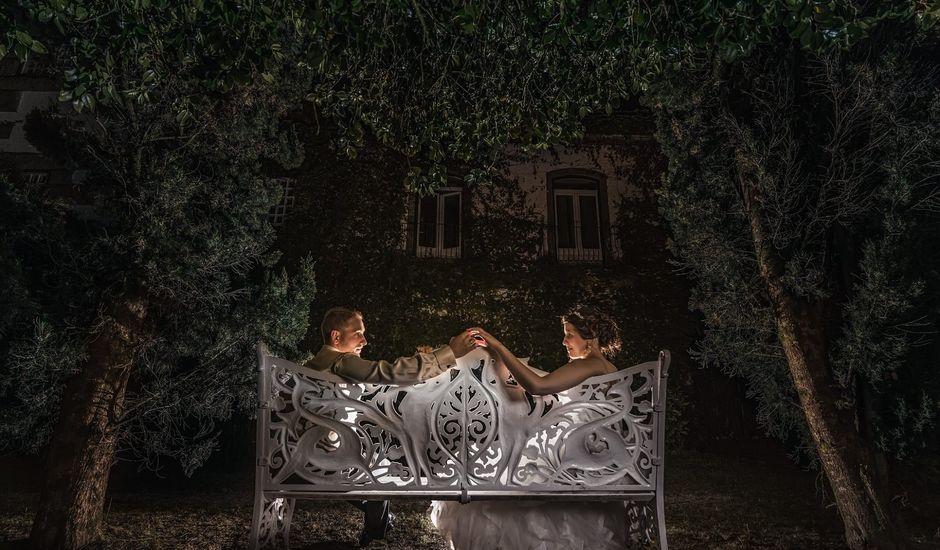 La boda de Manuel y Yessenia en A Lavacolla, A Coruña