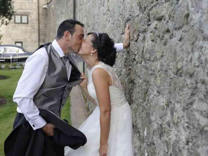 La boda de Lourdes y Miguel
